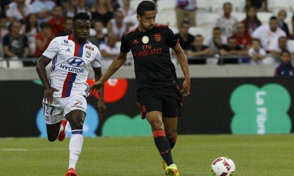 Bóng đá - SL Benfica vs Lyon 03h00, ngày 02/08