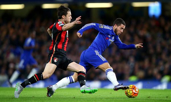 Bóng đá - Chelsea vs AFC Bournemouth 21h00, ngày 01/09