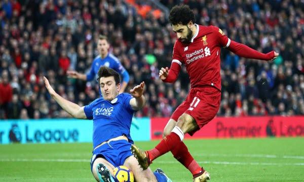 Bóng đá - Leicester City vs Liverpool 18h30, ngày 01/09