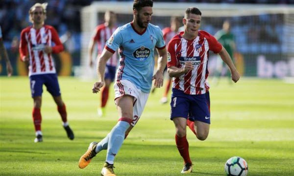 Bóng đá - Celta Vigo vs Atletico Madrid 21h15, ngày 01/09