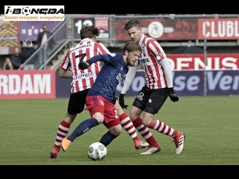 Bóng đá - Ajax Amsterdam vs Sparta Rotterdam 2h ngày 22/2