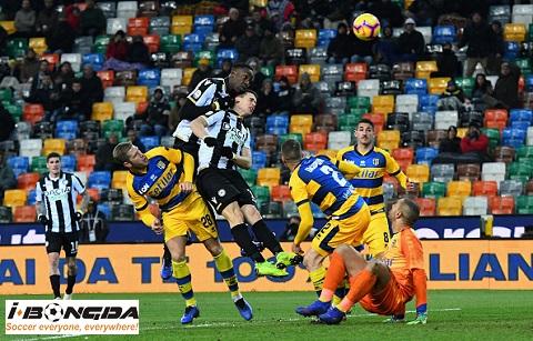 Nhận định dự đoán Udinese vs Parma 23h ngày 18/10