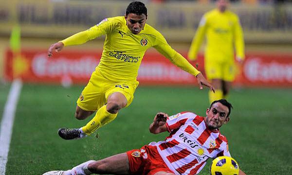 Bóng đá - Almeria vs Villarreal 00h30 ngày 02/11