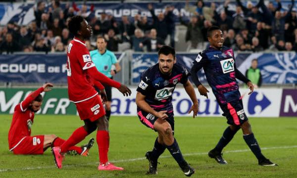 Bóng đá - Bordeaux vs Dijon 02h00 ngày 20/01