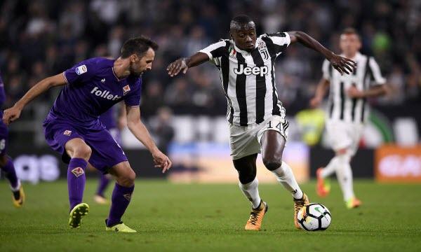 Bóng đá - Juventus vs Fiorentina 20/04/2019 23h00