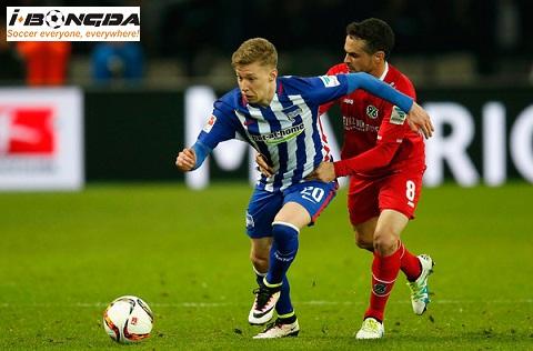 Bóng đá - Hertha Berlin vs Hannover 96 21/04/2019 23h00