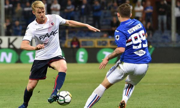 Bóng đá - Bologna vs Sampdoria 20h00 ngày 20/04