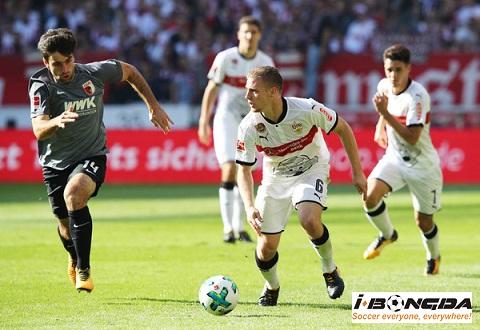 Bóng đá - Augsburg vs VfB Stuttgart 20/04/2019 20h30