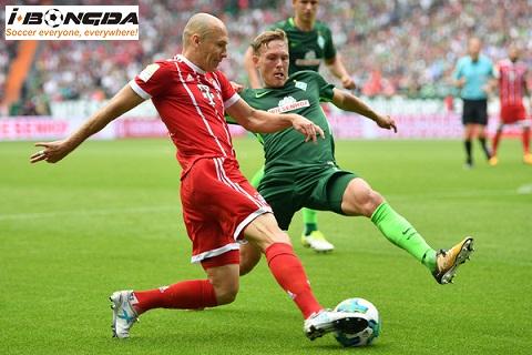 Bóng đá - Werder Bremen vs Bayern Munich 21h30 ngày 01/12