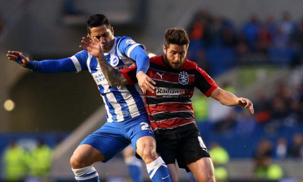 Bóng đá - Huddersfield Town vs Brighton & Hove Albion 22h00 ngày 01/12