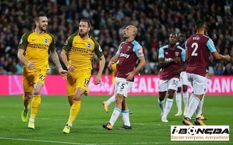 Bóng đá - West Ham United vs Brighton & Hove Albion 02h45 ngày 03/01