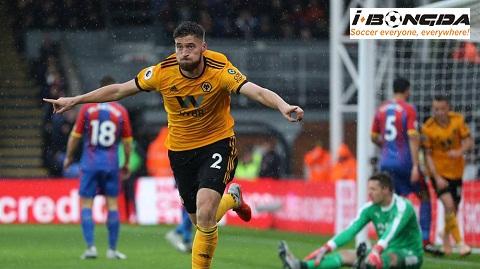 Bóng đá - Wolves vs Crystal Palace 02h45 ngày 03/01