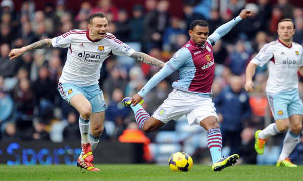 Aston Villa vs West Ham United 02h00 ngày 17/09