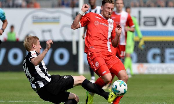 Nhận định dự đoán SV Sandhausen vs Fortuna Dusseldorf 18h30 ngày 25/7