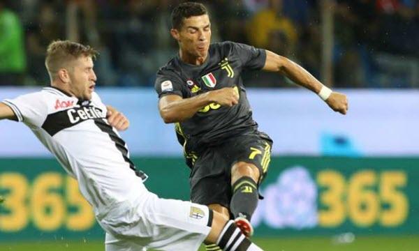 Bóng đá - Parma vs Juventus 22h59 ngày 24/08