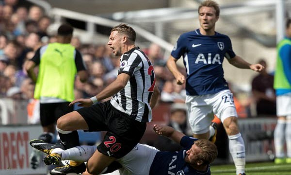 Bóng đá - Tottenham Hotspur vs Newcastle United 25/08/2019 22h30