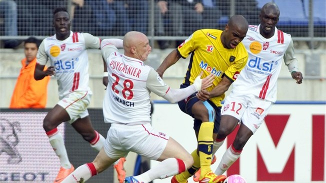 Bóng đá - Sochaux vs Nancy 01h00 ngày 24/08