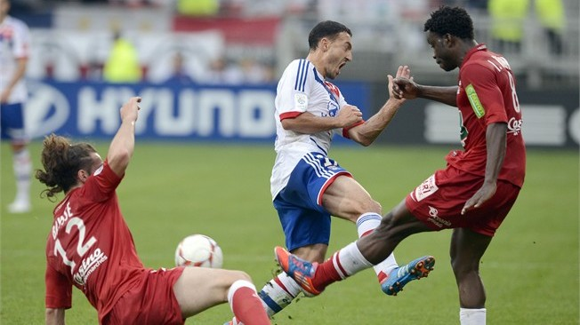 Bóng đá - Lyon vs Stade Brestois 00h45 ngày 09/01