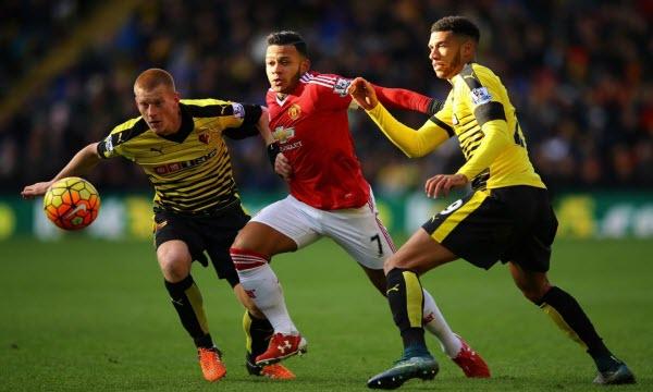 Bóng đá - Manchester United vs Watford 03h00, ngày 03/03