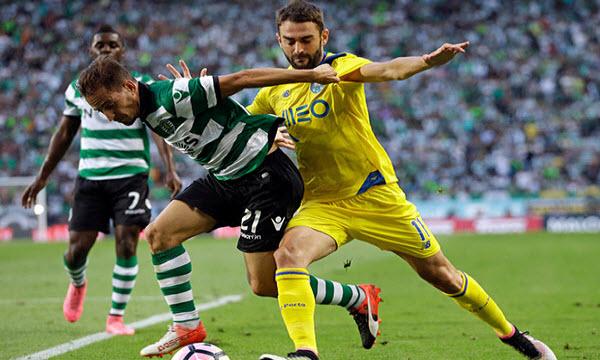 Bóng đá - Porto vs Sporting Lisbon 02h45 ngày 27/01
