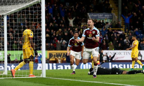 Bóng đá - Burnley vs Crystal Palace 22h00 ngày 02/03