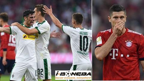 Bóng đá - Monchengladbach vs Bayern Munich 00h30 ngày 03/03