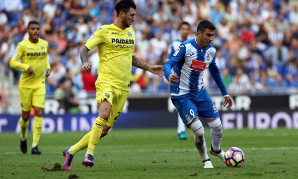 Villarreal vs Alaves 0h ngày 1/10