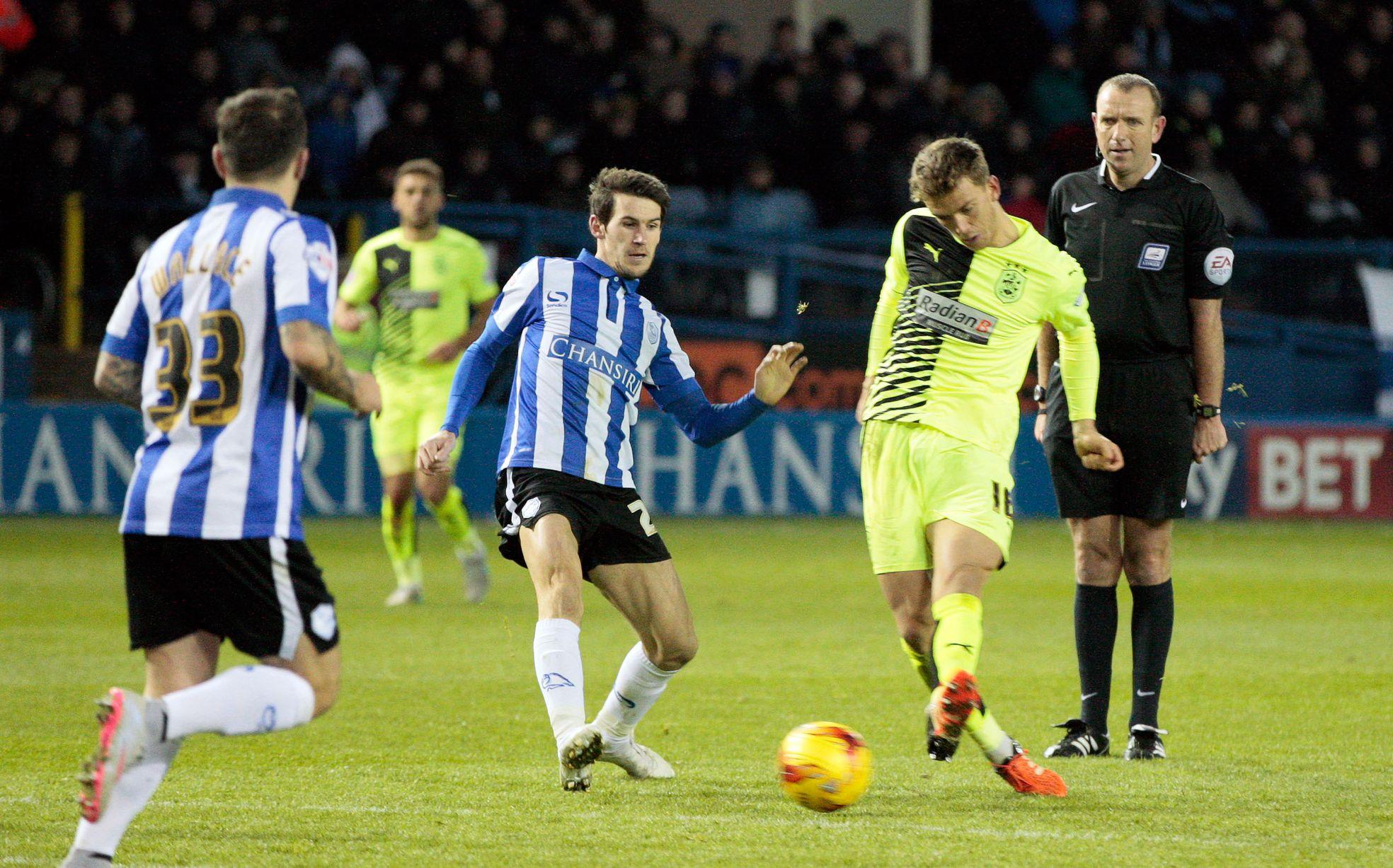 Bóng đá - Sheffield Wed. vs Huddersfield Town 1h45 ngày 15/7