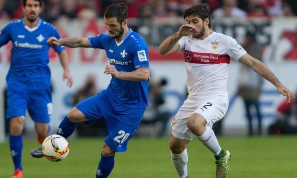 Bóng đá - Darmstadt vs VfB Stuttgart 02h30 ngày 17/12