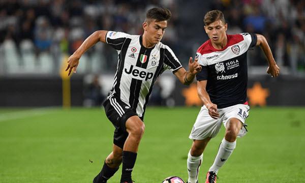 Thông tin trước trận Cagliari vs Juventus