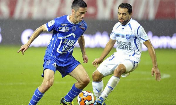 Bóng đá - Le Havre vs ES Troyes AC 28/01/2020 02h45