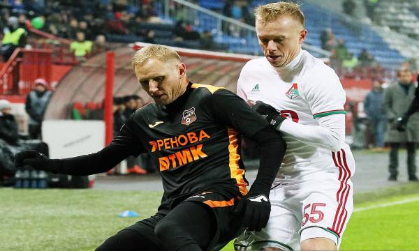 Bóng đá - Ural S.r. vs Lokomotiv Moscow 22h45, ngày 02/05
