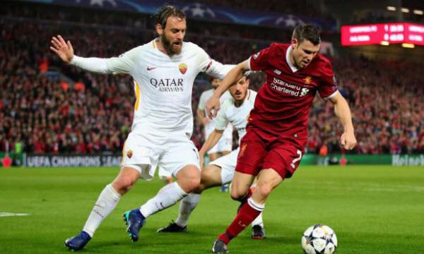Bóng đá - AS Roma vs Liverpool 01h45, ngày 03/05
