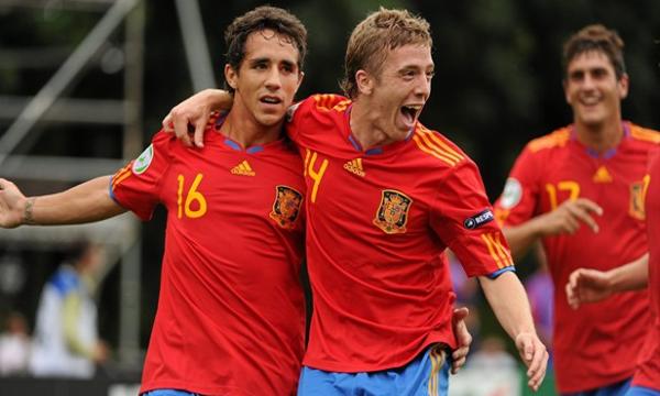 Dự đoán nhận định Tây Ban Nha U19 vs Lithuania U19 17h00 ngày 08/10