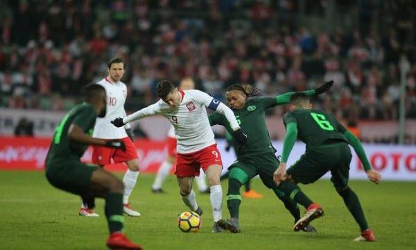 Bóng đá - Anh vs Nigeria 23h15, ngày 02/06
