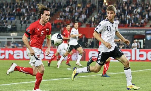 Bóng đá - Áo vs Đức 23h00, ngày 02/06
