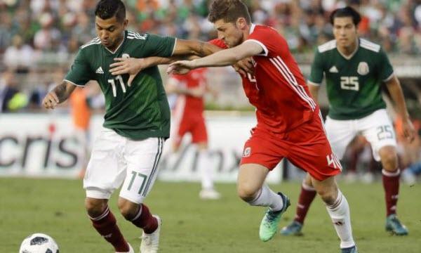 Bóng đá - Mexico vs Scotland 07h00, ngày 03/06
