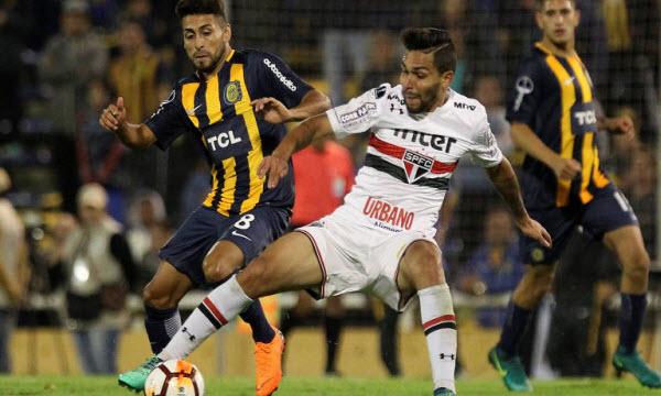Bóng đá - Cruzeiro (MG) vs Sao Paulo 07h00 ngày 17/10