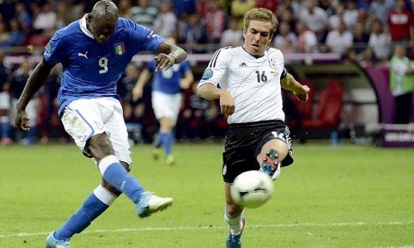 Bóng đá - Thông tin trước trận: Đức vs Italia