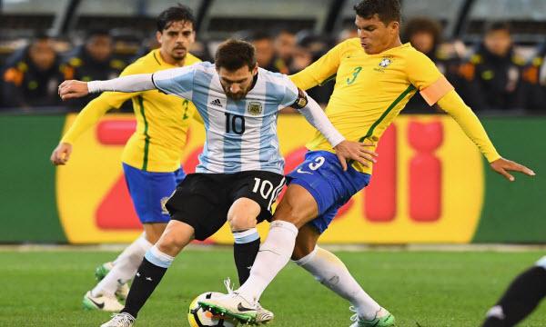 Bóng đá - Brazil vs Argentina 00h00 ngày 16/11