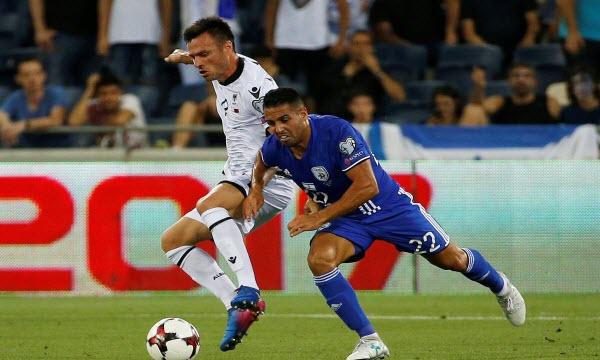 Bóng đá - Israel vs Macedonia 01h45, ngày 03/09