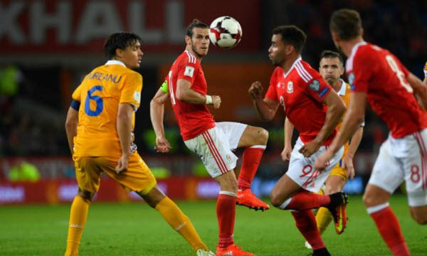 Bóng đá - Xứ Wales vs Áo 01h45, ngày 03/09