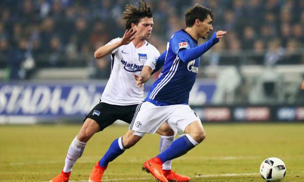 Bóng đá - Schalke 04 vs Hertha Berlin 22h59, ngày 02/09