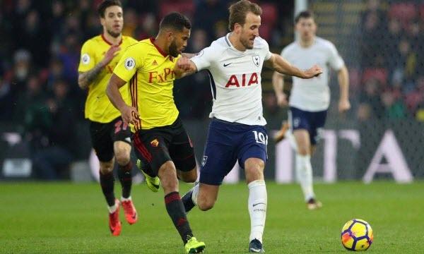 Bóng đá - Tottenham Hotspur vs Watford 31/01/2019 03h00