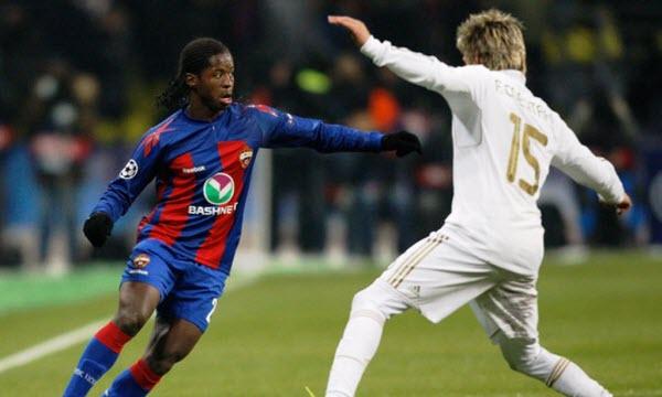 Bóng đá - CSKA Moscow vs Real Madrid 02h00, ngày 03/10