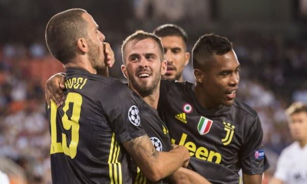 Bóng đá - Juventus vs Young Boys 23h55, ngày 02/10