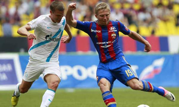Bóng đá - FK Anzhi vs Ural S.r. 18h00 ngày 26/05