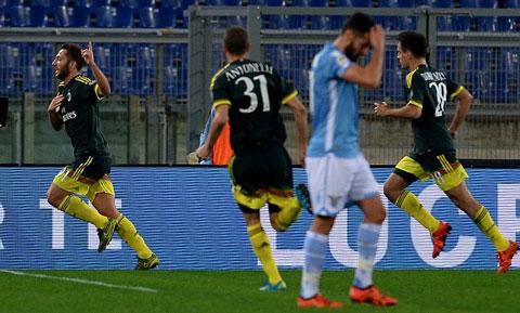 Bóng đá - Lazio 1-3 AC Milan: dấu ấn Sinisa Mihajlovic
