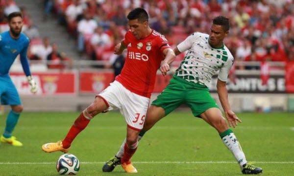 Bóng đá - Moreirense vs SL Benfica 02h30 ngày 22/09
