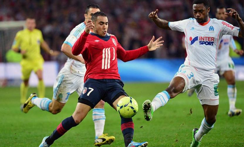Bóng đá - Lille OSC vs Marseille: 01h00, ngày 04/12